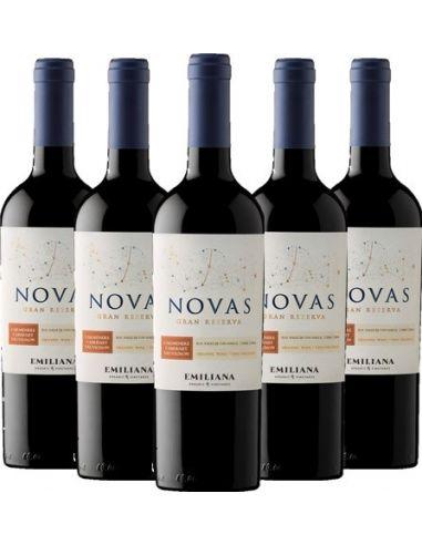 Pack 6 Nova Carmenere/ Cabernet Sauvignon