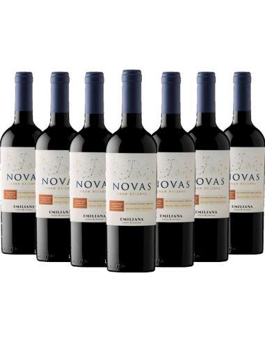 Pack 12 Nova Carmenere/ Cabernet