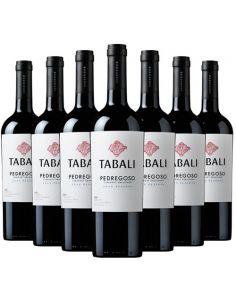 12 vinos Tabali Pedregoso,...