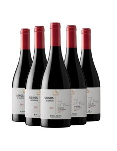 Pack 6 Signos de Origen, Pinot Noir, Viña Emiliana