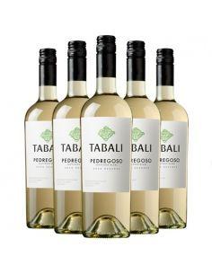 Pack 6 Sauvignon Blanc, Gran Reserva, Pedregoso, Tabali