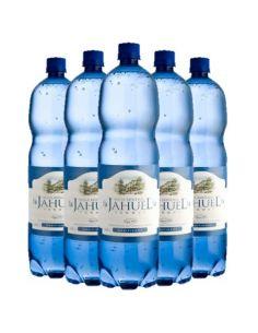 Pack 6 Agua Mineral Gas Jahuel 1.6 Lts