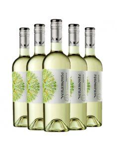Pack 6 vinos Sauvignon Blanc, Reserva, Viña Veramonte