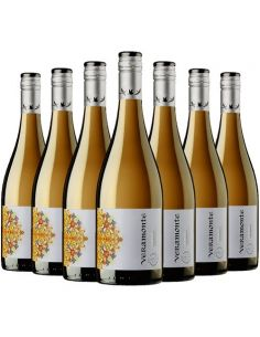 Pack 12 vinos Chardonnay, Reserva, Viña Veramonte