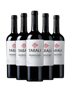 6 vinos Tabali Pedregoso, Cabernet Sauvignon , Gran Reserva  Viña Tabali
