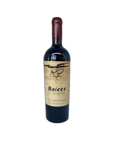 Cabernet Sauvignon, Premium, Raíces, Viña Las Pitras