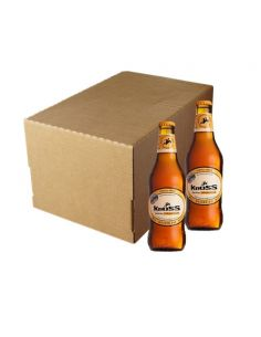 Pack 24 Kross Golden Ale,...