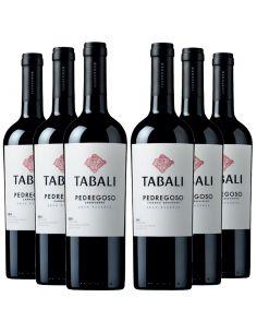 6 vinos Tabali Pedregoso Mix Gran Reserva  Viña Tabali