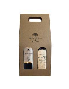 Vino Casa Nicolas Pack 2 botellas