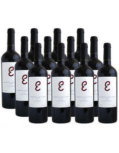 """Pack 12 Cabernet Sauvignon, Reserva, """"E"""", Empathy Wines, Valle Central"""
