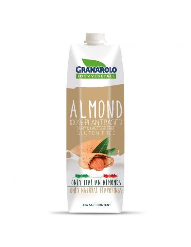 Leche de Almendras Italiana, Granarolo 1L
