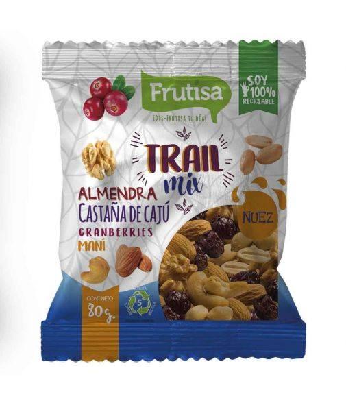 Mix Frutisa Trailmix 80 gr