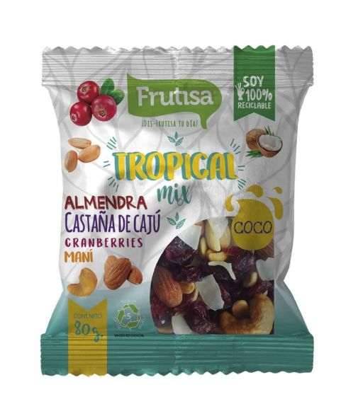 Mix Frutisa Tropical 80 gr