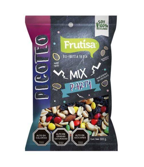 Mix Party Frutisa 300 gr