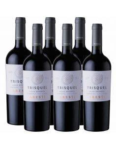 Pack 6 Cabernet Sauvignon, Gran Reserva, Trisquel