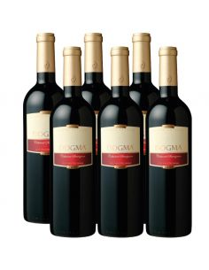 Pack 6 vinos Cabernet Sauvignon, Prime, Dogma, Viña El Aromo, Valle del Maule