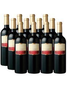 Pack 12 vinos Cabernet Sauvignon, Prime, Dogma, Viña El Aromo, Valle del Maule