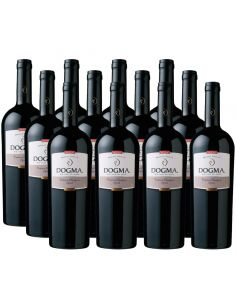 Pack 12 bot Cabernet Sauvignon/Syrah, Reserva, Dogma, Viña Aromo