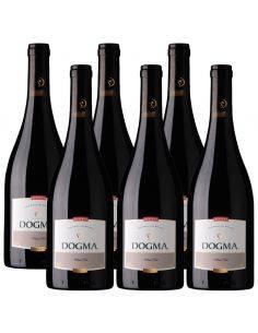 Pack 6 vinos Pinot Noir, Reserva, Dogma, Viña El Aromo, Valle del Maule