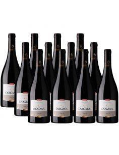 Pack 12 vinos Pinot Noir, Reserva, Dogma, Viña El Aromo, Valle del Maule