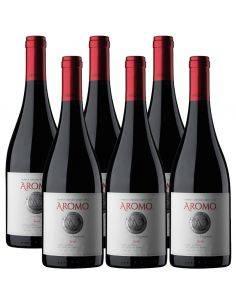 Pack 6 vinos Syrah, Reserva Privada, Viña Aromo