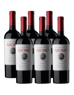 Pack 6 vinos Carmenere, Reserva Privada, Viña El Aromo, Valle del Maule