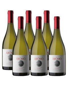 Pack 6 vinos Chardonnay, Reserva Privada, Viña El Aromo