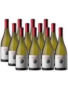 Pack 12 vinos Chardonnay, Reserva Privada, Viña El Aromo