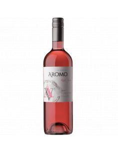 Rosé, Aromo varietal, viña Aromo, Valle del Maule