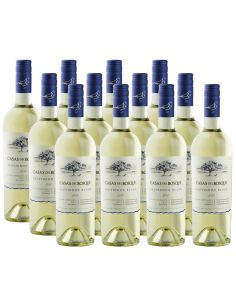 Pack 12 vinos Sauvignon Blanc, Reserva, Viña Casas del Bosque, Valle de Casablanca