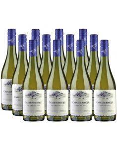 Pack 12 vinos Chardonnay, Reserva, Viña Casas del Bosque