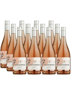 Pack 12 vinos Rosé, Gran Reserva, Viña Casas del Bosque, Valle de Leyda