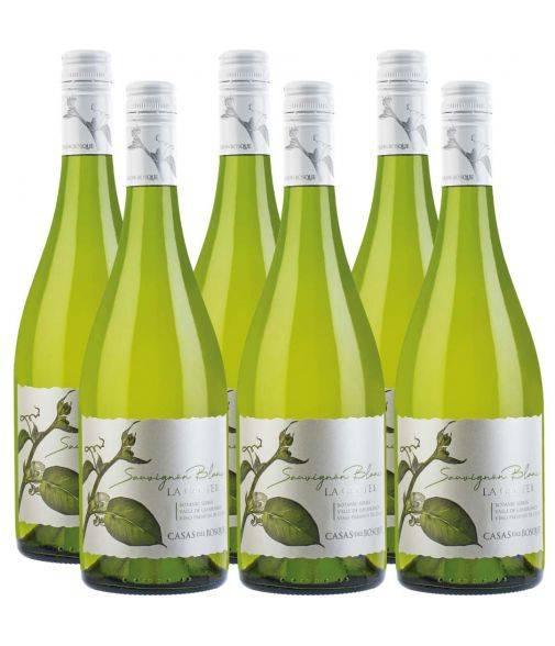 Pack 6 Sauvignon Blanc, La Cantera, Botanic Series, Viña Casas del Bosque