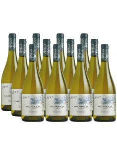 Pack 12 vinos Chardonnay, Gran Reserva,Viña Casas del Bosque, Valle de Casablanca