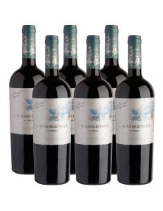 Pack 6 vinos Cabernet Sauvignon, Gran Reserva, Viña Casas del Bosque, Valle del Maipo