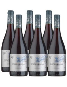 Pack 6 vinos Pinot Noir, Gran Reserva, Viña Casas del Bosque, Valle de Casablanca