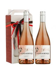 Pack 2 vinos Rosé, Botanic Series, Viña Casas del Bosque