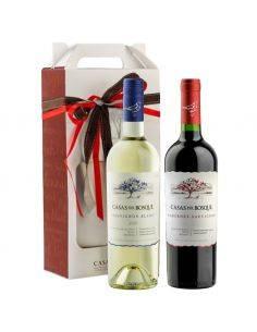 Pack 2 vinos mix, Reserva, Viña Casas del Bosque