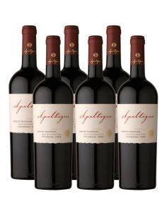 Pack 6 vinos Cabernet Sauvignon, Reserva, Viña Apaltagua