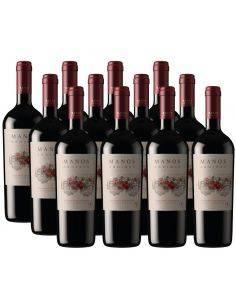 Pack 12 Vinos Cabernet Sauvignon Reserva Manos Andinas Trasiego Wines