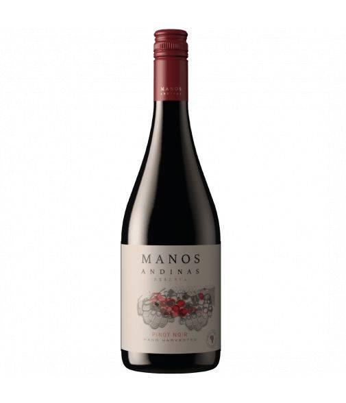 Pinot Noir, Reserva, Manos Andinas, Trasiego Wines