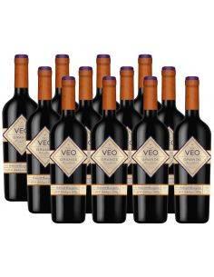 Pack 12 Botellas Cabernet Sauvignon, Reserva, VEO, Viña Errázuriz Ovalle