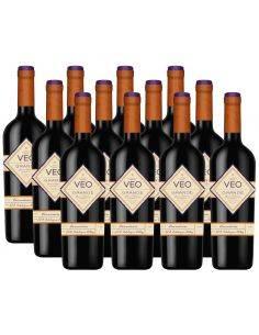 Pack 12 Botellas Carmenere, Reserva, VEO, Viña Errázuriz Ovalle