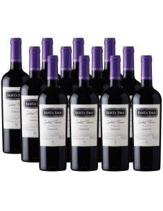 Pack 12 vinos Carmenere, Select Terroir, Viña Santa Ema
