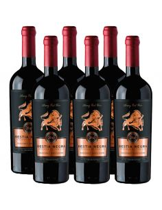 Pack 6 Cabernet Sauvignon, Bestia Negra, Premium, Bestias Wines