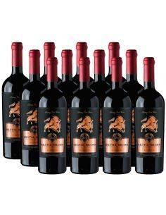 Pack 12 Carmenere, Bestia Negra, Premium, Bestias Wines