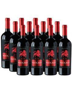 Pack 12, Cabernet Sauvignon, Gran Reserva, Bestia Roja, Bestias Wines