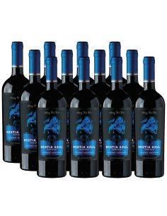 Pack 12 Cabernet Sauvignon, Bestia Azul, Reserva, Bestias Wines
