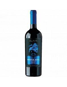 Merlot, Bestia Azul, Reserva, Bestias Wines