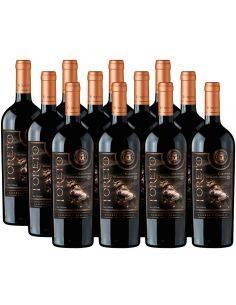 Pack 12 Carmenere Reserva de Familia, Toreto, Bestias Wines